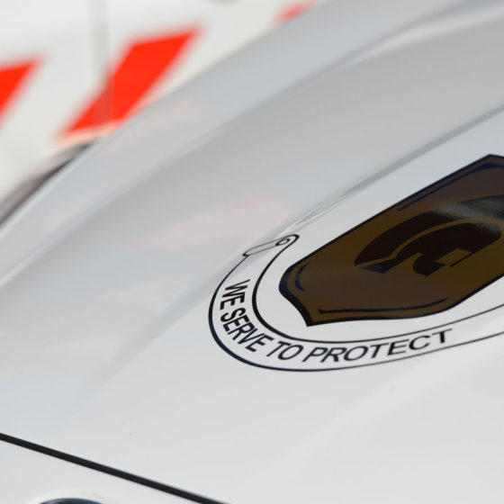 Top safety accreditation for Shield Security Services
