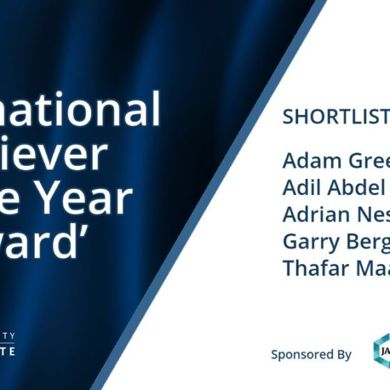 """CEO of Shield Security nominated for """"International Achiever of the Year Award"""""""